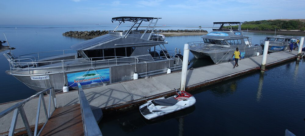 Beachcomber Ferry Transfers