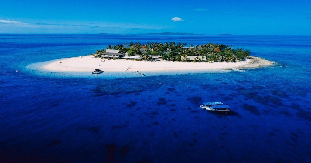 Beachcomber Island Fiji Specials