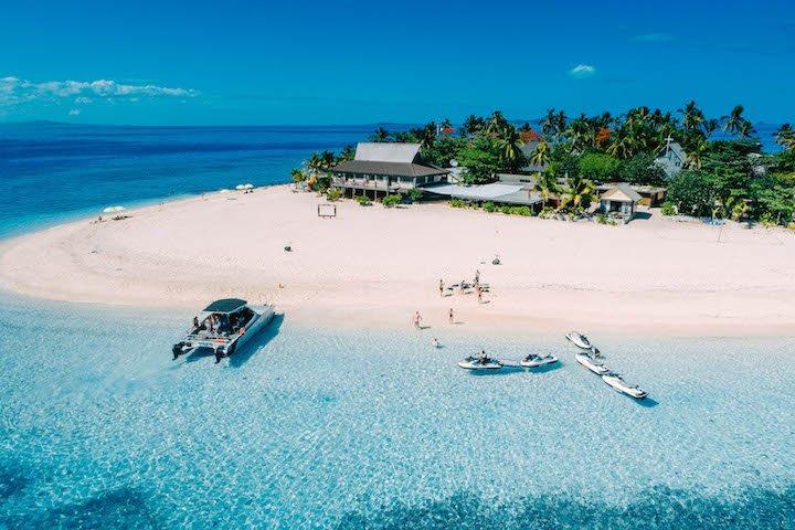 Beachcomber Island Resort Fiji